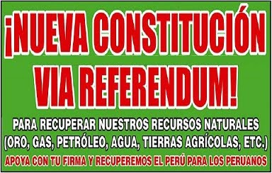 Peruanicemos el Perú