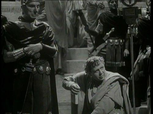 Я клавдий фильм 1937 сюжет в ролях съёмочная
