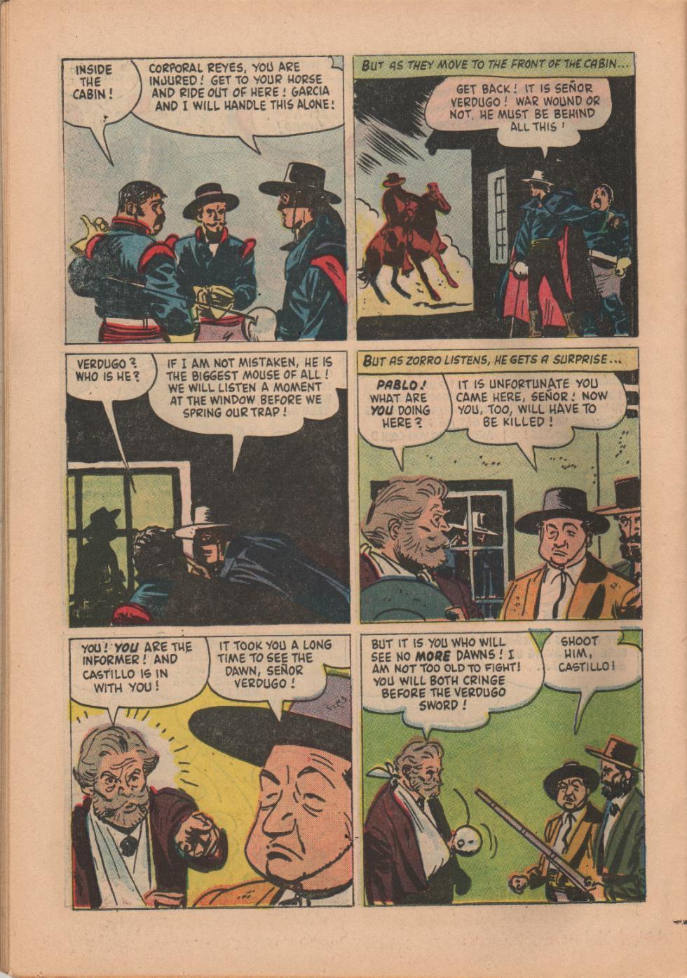 Zorro (1966) Issue #5 Page 26