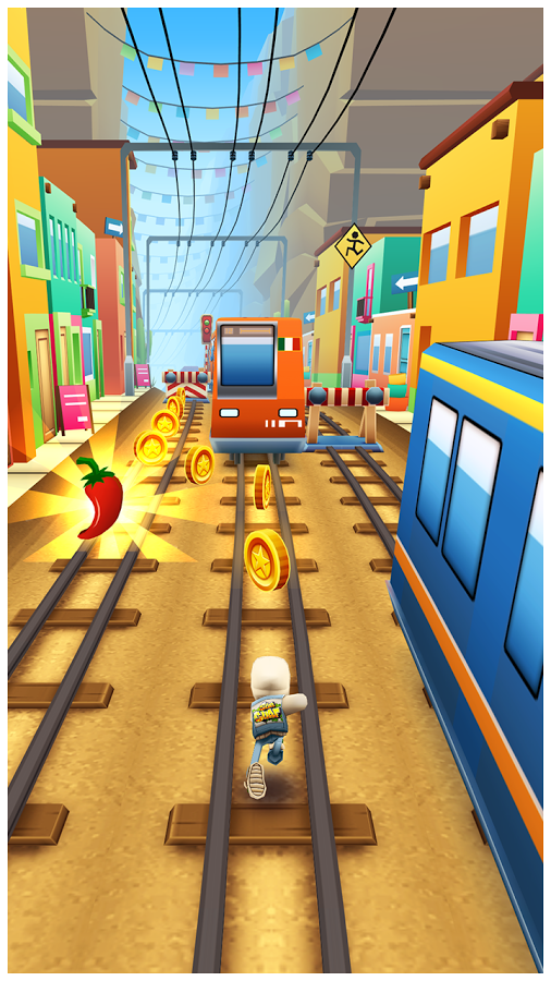 Subway Surfers 1.21.0 MEXICO