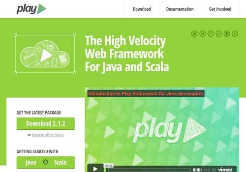 Play Framework ~ 43 Useful and Time Saving Web Development Kits and Frameworks