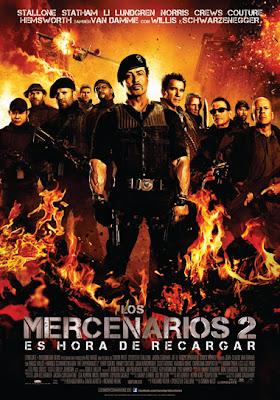 Los mercenarios 2 / Los indestructibles 2 (2012) Online
