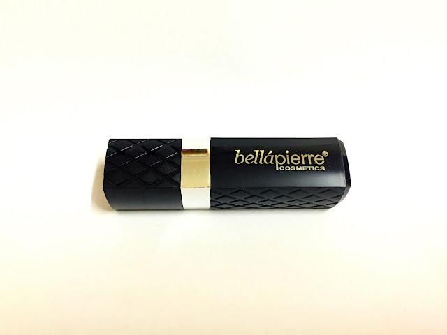 Bellapierre mineral lipstick in Catwalk