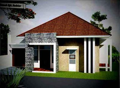 gambar rumah sederhana 05