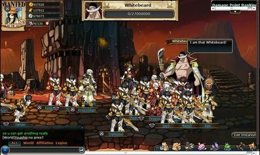 Pockie Pirates Boss Battle