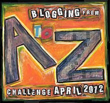 AtoZ Challenge 2012