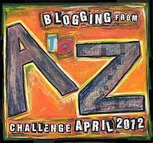 AtoZ Challenge 2012