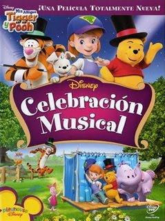 Mis Amigos Tigger y Pooh: Celebracion Musical &#8211; DVDRIP LATINO