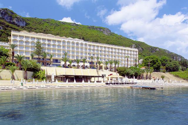 Hotel Primasol Louis Ionian Sun Corfu aanbieding  op griekenland-reisgids.nl