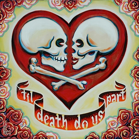 Federico Archuleta: Til Death do Us Part