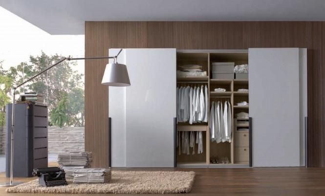 The dise o y muebles modelos y dise os de closets armarios for Muebles carre