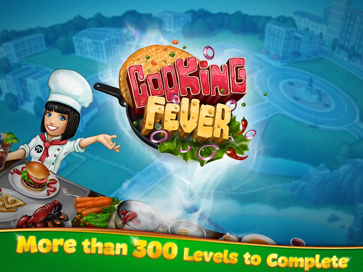 Cooking Fever Free App Game By Nordcurrent