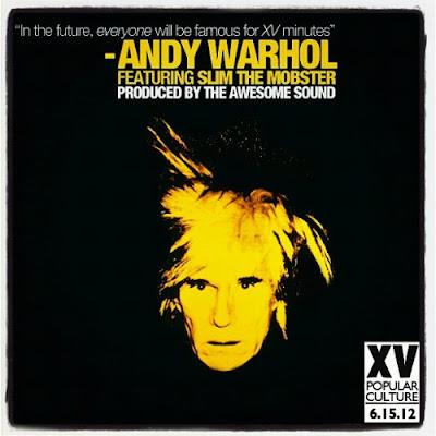 XV - Andy Warhol