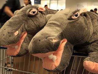 Ikea hippos