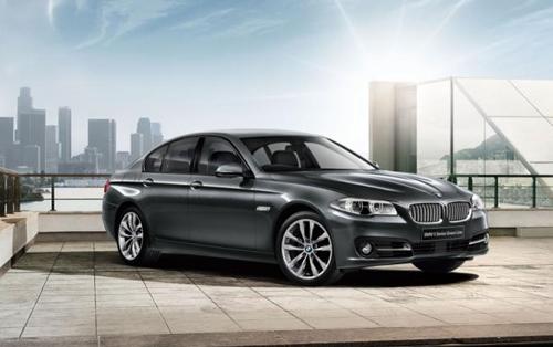 BMW serie 5 Grace Line - hàng thửa cho Nhật