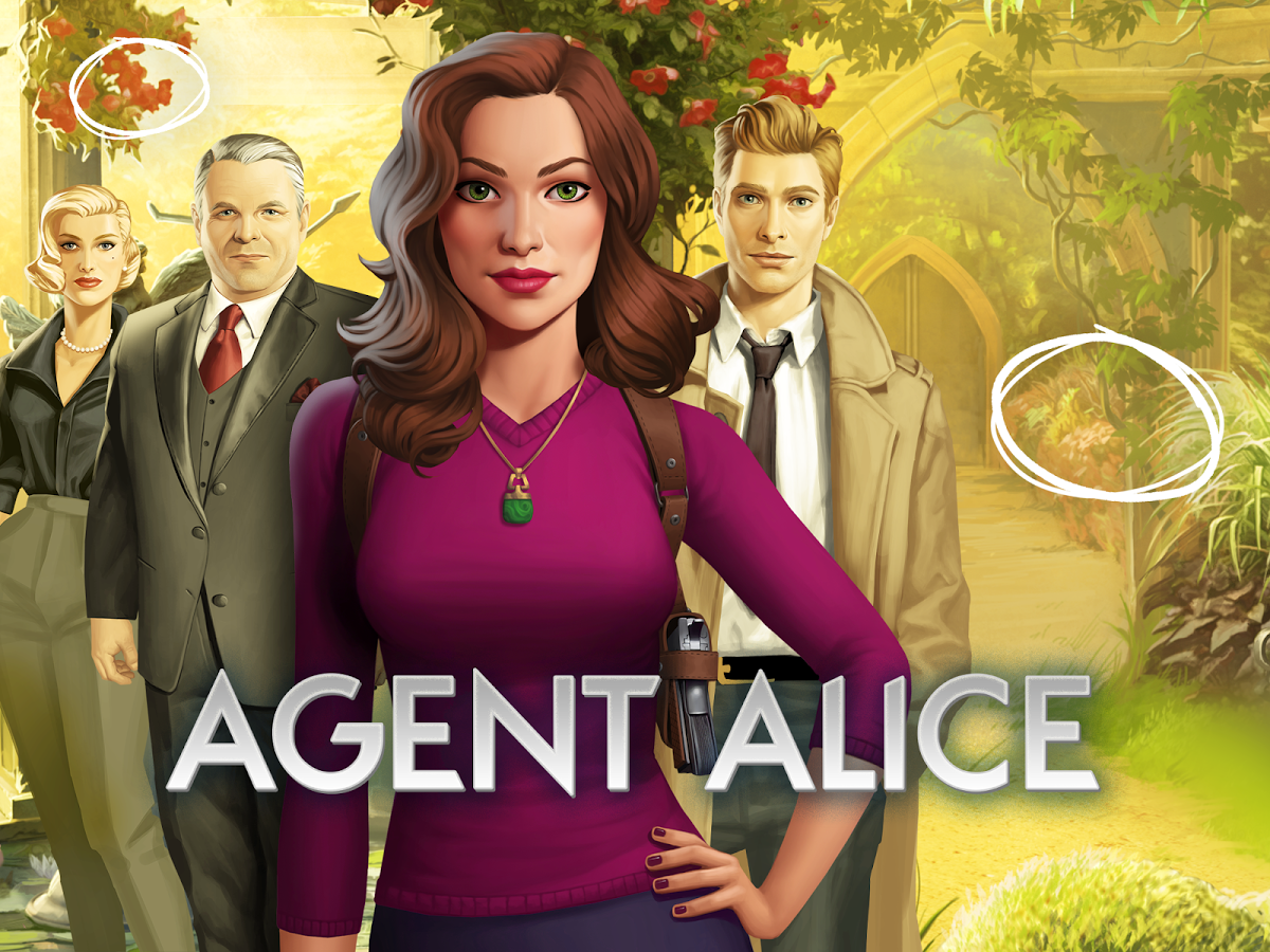 Agent Alice 1.0.69 MOD APK [Unlimited Money/Energy/Hints]