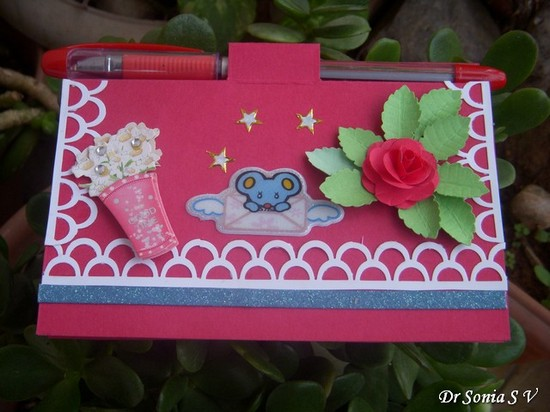 Cards Crafts Kids Projects Teachers Day Cards And Blog Hop Winner