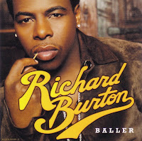 Richard Burton - Baller (Promo CDM - 2001)