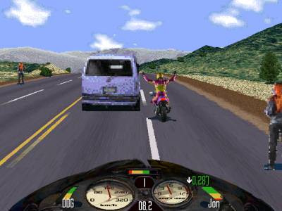 road rash PC Game |Mediafire|