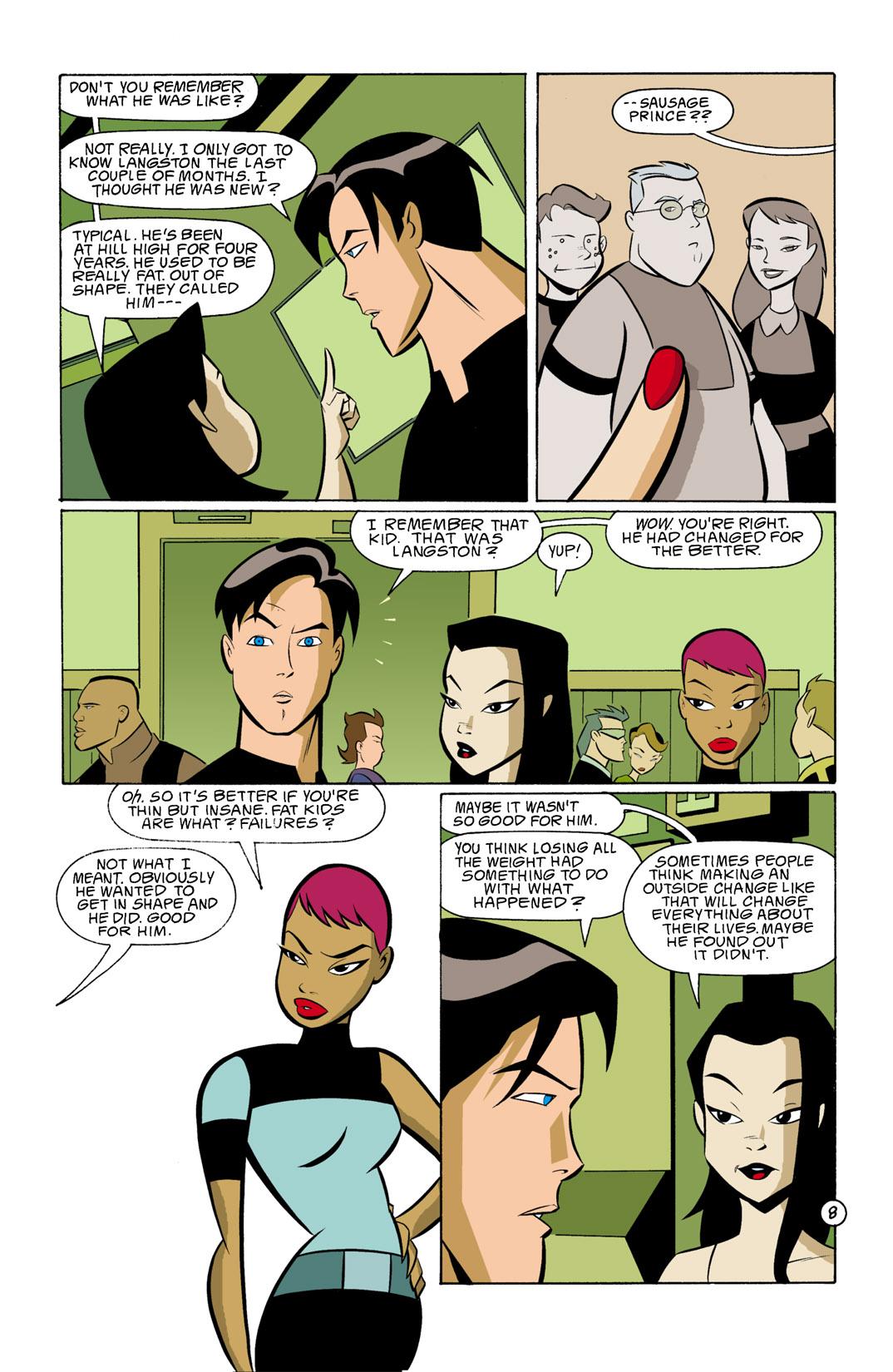 Batman Beyond [II] Issue #11 #11 - English 9