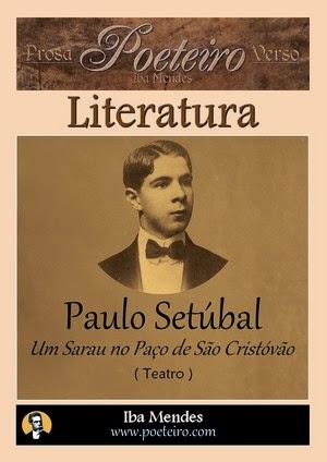 Um Sarau no Paço de São Cristóvão, de Paulo Setúbal (Teatro em PDF)