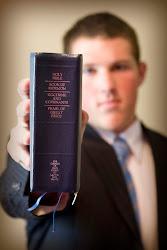 Elder Tyler James Jolley