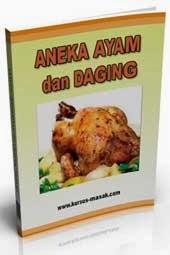 resep ayam dan daging