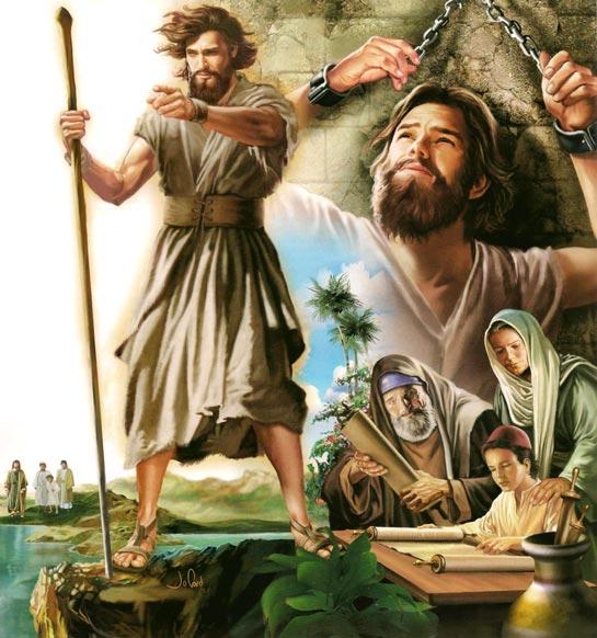 Resultado de imagem para João Batista biblia