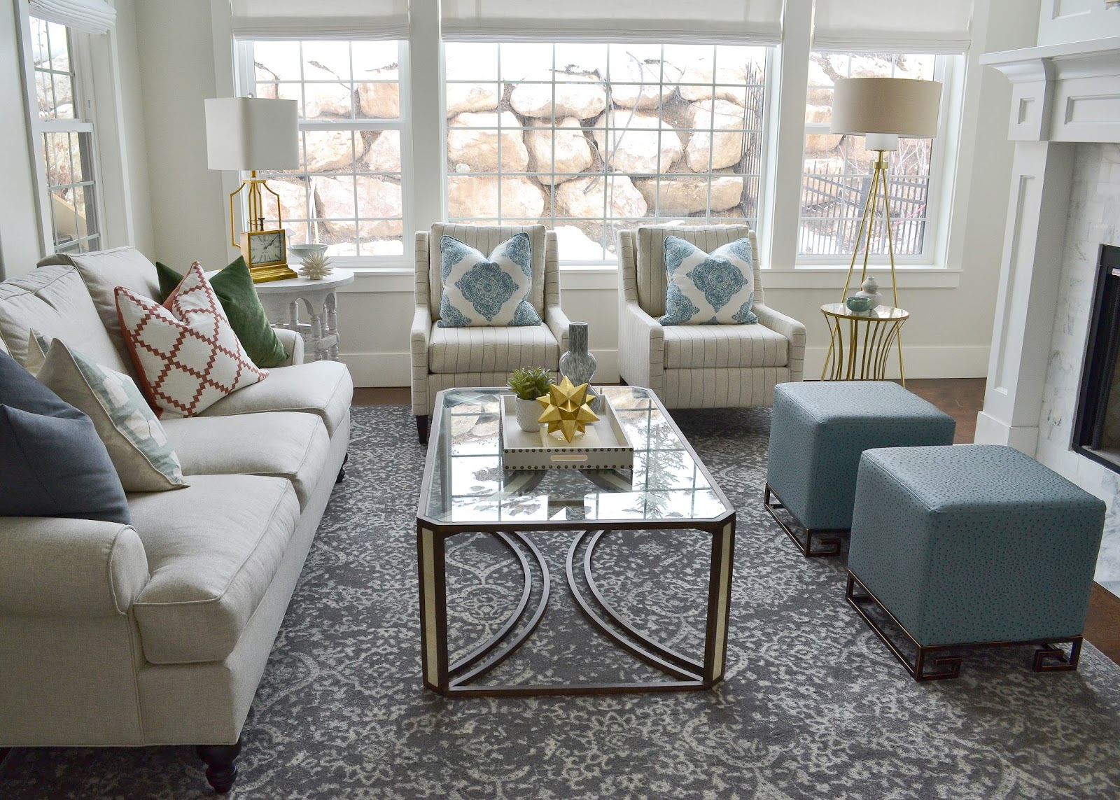 Sita Montgomery Interiors - The Primrose Project Living ...