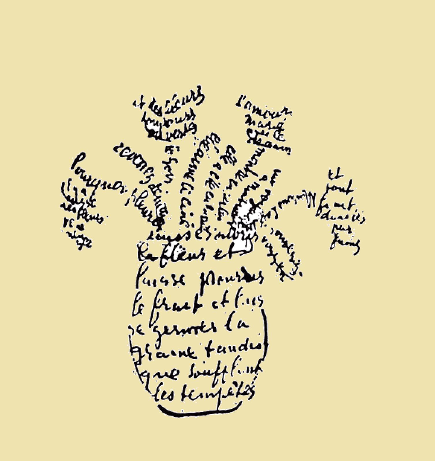 Apesanteur dessine moi un po me for Coeur couronne et miroir apollinaire