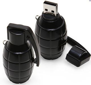 bomb shape usb pen drive