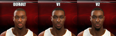 NBA 2K13 Kemba Walker CF Comparison