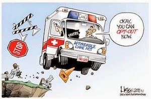 Another ObamaCare Fail
