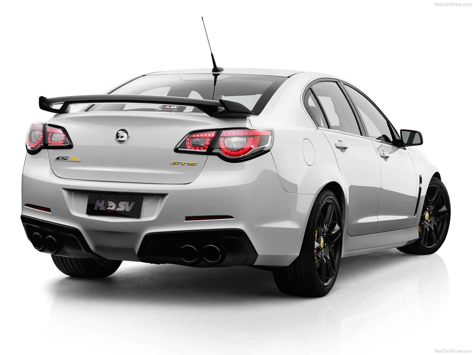 Hình ảnh xe ô tô HSV Gen-F GTS 2014 & nội ngoại thất