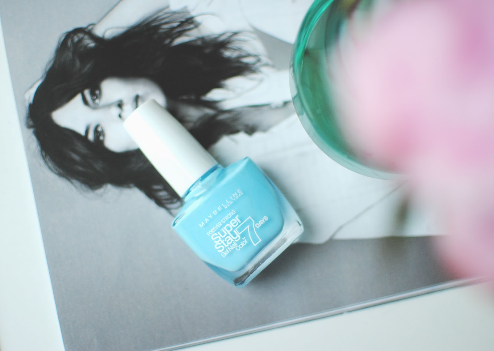 maybelline superstar , nail polish summer nails uptown blue
