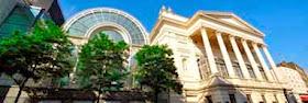 Royal Opera House facade