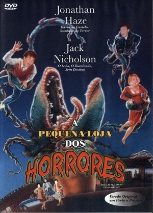 Filme A Pequena Loja dos Horrores    Torrent Download