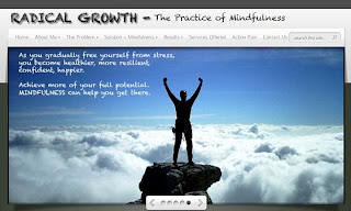 Practice of Mindfulness Radical Growth, screenshot