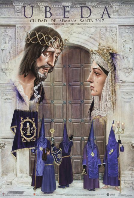 Cartel Semana Santa Úbeda 2017