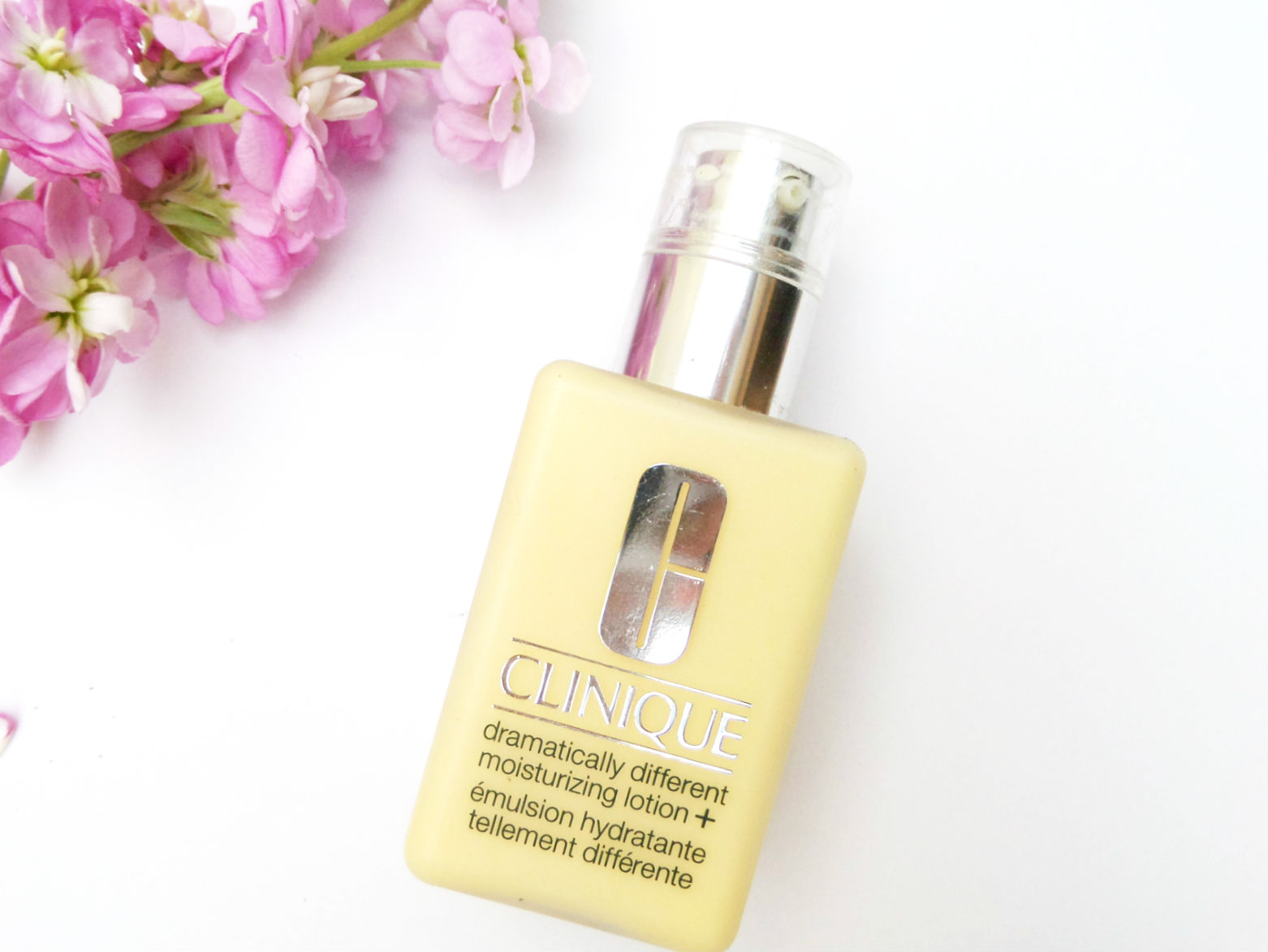 Clinique Dramatically Different Moisturising Lotion Review