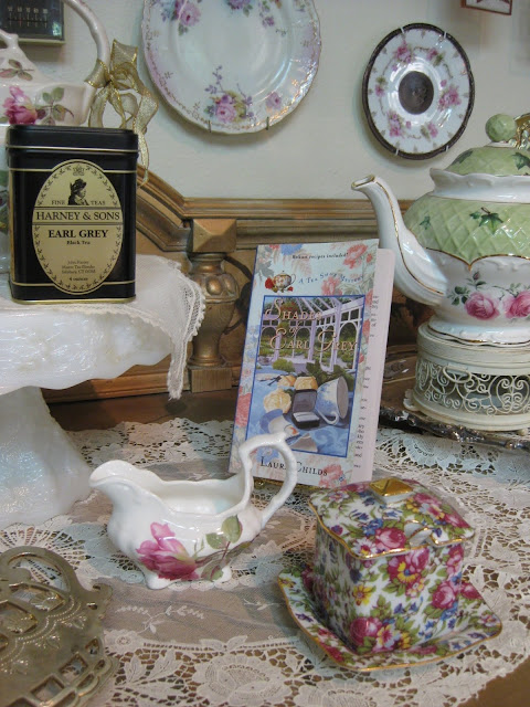 Bernideens Tea Time Cottage And Garden Shades Of Earl Grey For