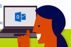 Como crear respuestas automaticas vacaciones outlook Mail
