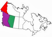 Canadian Provinces I've Ridden