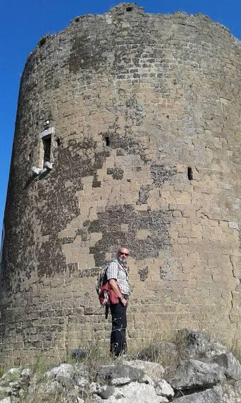 Borgo medievale di Casertavecchia (Ce) Torre medievale