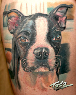 Tatto Studios on Abt Tattoo Studio  Realistic Portrait Tattoos By Todo
