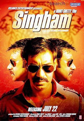 Singham (2011) Movie Poster