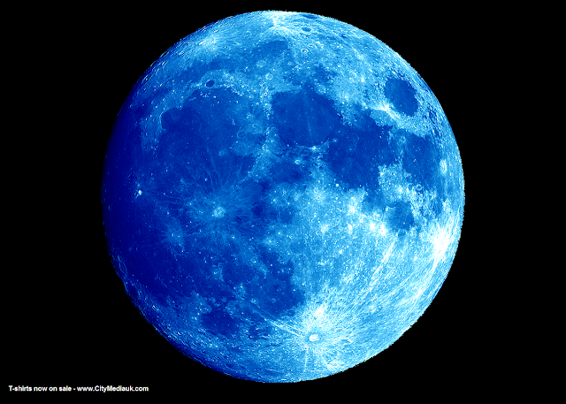 PAGASA: Blue Moon this July to occur Friday evening