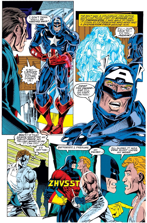Captain America (1968) Issue #442 #396 - English 22