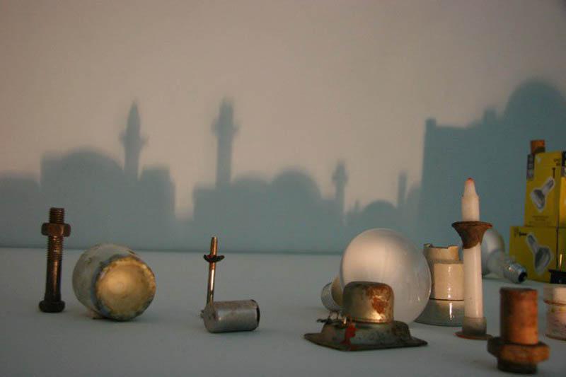 Doctor Ojiplático-Rashad Alakbarov. Shadow Art