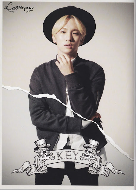 shinee key boys meet u photobook pic 3